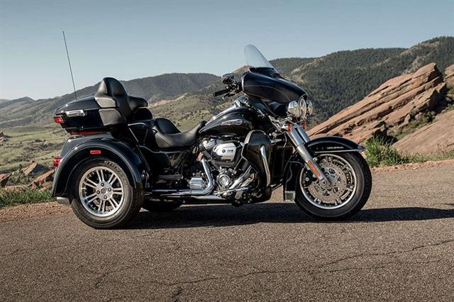 2019 Harley-Davidson Trike Tri Glide Ultra at Mineshaft Harley-Davidson