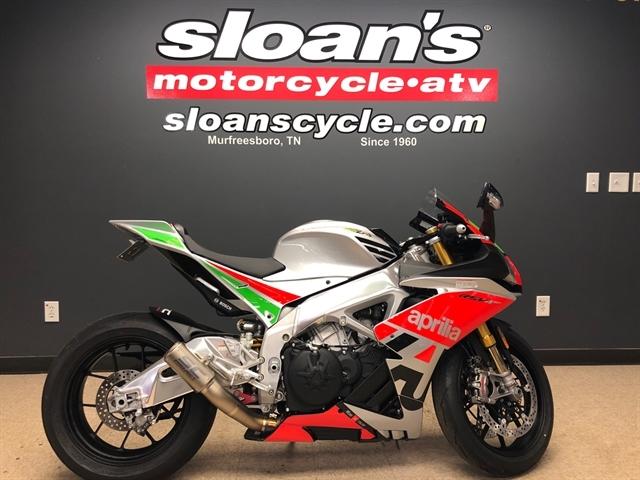 2018 Aprilia RSV4 RF Limited Edition at Sloans Motorcycle ATV, Murfreesboro, TN, 37129