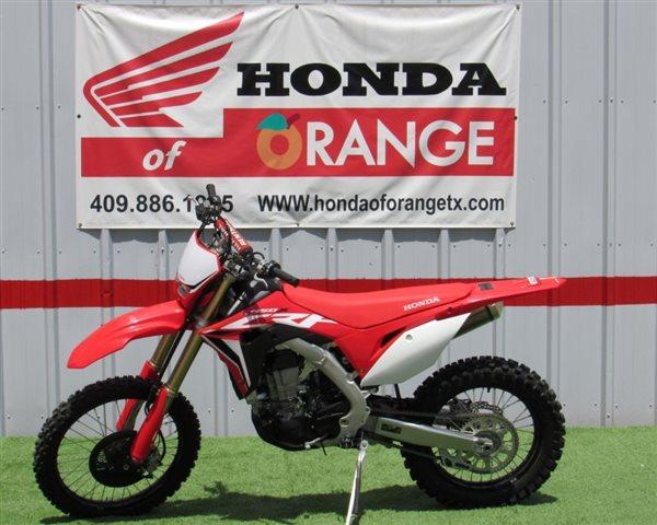 2020 Honda CRF450X 450X at Columbanus Motor Sports, LLC