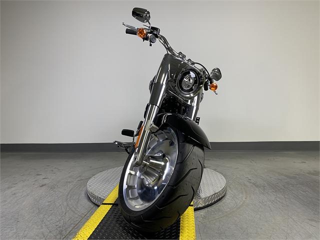 2021 Harley-Davidson Cruiser Fat Boy 114 at Worth Harley-Davidson