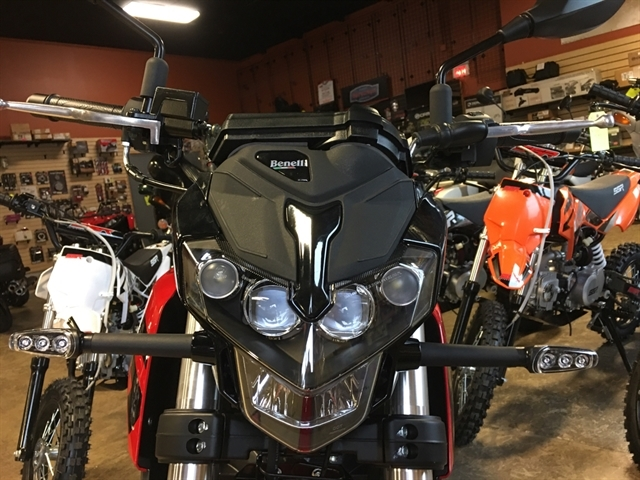 2021 BENELLI TNT135 RED at Randy's Cycle, Marengo, IL 60152