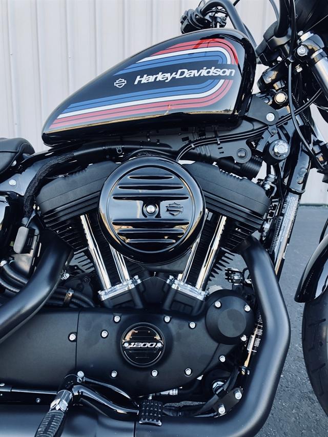 2020 Harley-Davidson Sportster Iron 1200 at Harley-Davidson of Asheville