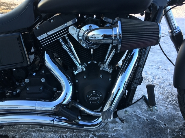 2015 Harley-Davidson FXDB at Randy's Cycle, Marengo, IL 60152