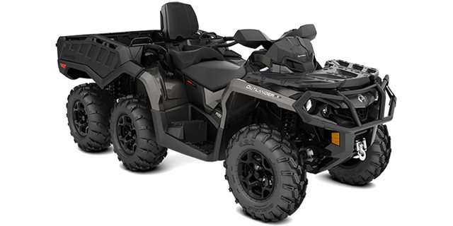 2021 Can-Am Outlander MAX 6x6 XT 1000 at Riderz