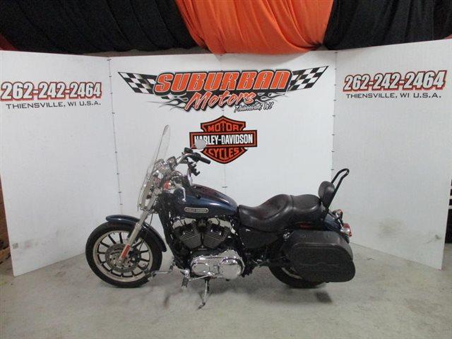 2008 Harley-Davidson Sportster 1200 Low at Suburban Motors Harley-Davidson