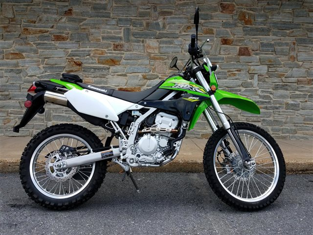 2018 Kawasaki KLX 250 at Pete's Cycle Co., Severna Park, MD 21146