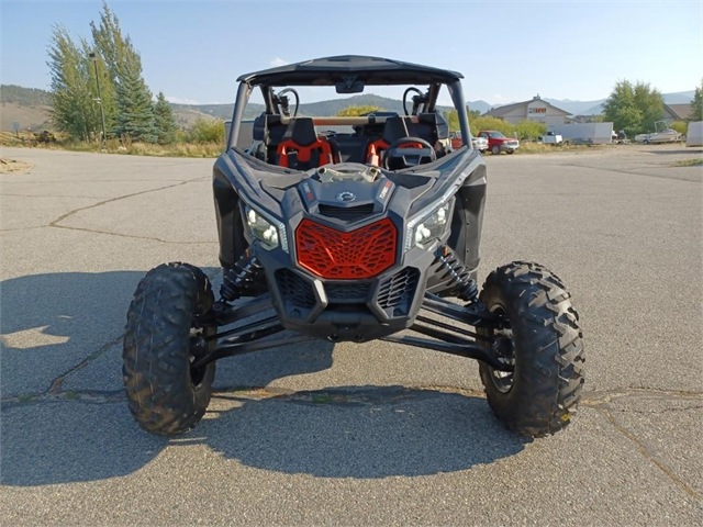 2021 Can-Am Maverick X3 X rs TURBO RR at Power World Sports, Granby, CO 80446