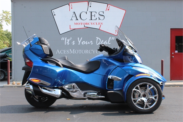 2019 Can-Am Spyder RT Limited at Aces Motorcycles - Fort Collins