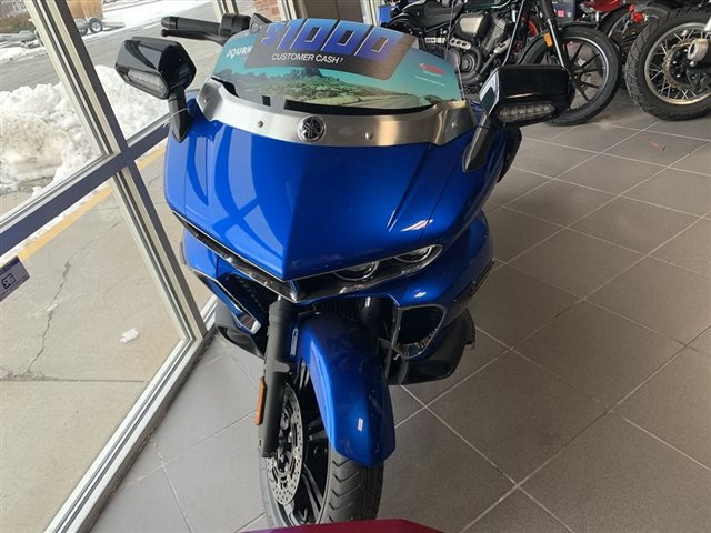 2018 Yamaha Star Eluder Base at Star City Motor Sports