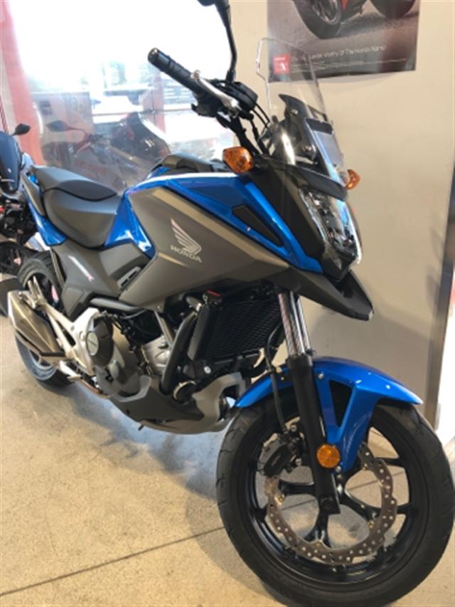 2019 Honda NC750X Base at Genthe Honda Powersports, Southgate, MI 48195