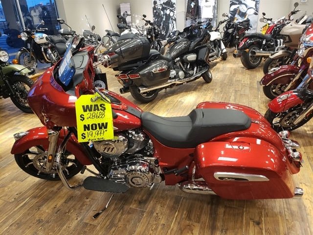 2019 Indian Chieftain Limited at Youngblood RV & Powersports Springfield Missouri - Ozark MO