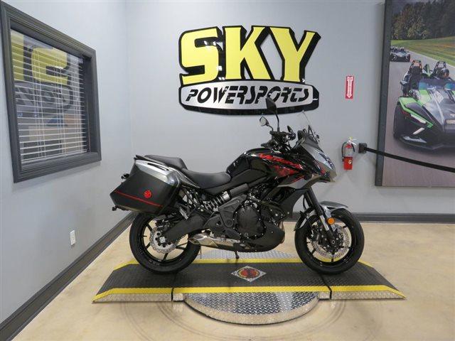 2021 Kawasaki Versys 650 LT at Sky Powersports Port Richey