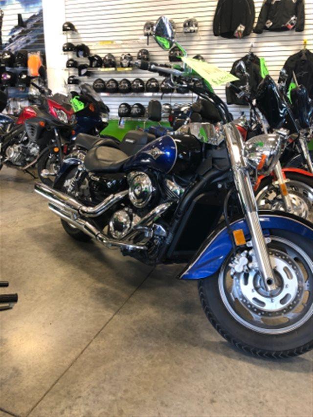 2008 Kawasaki Vulcan 1600 Classic at Kawasaki Yamaha of Reno, Reno, NV 89502