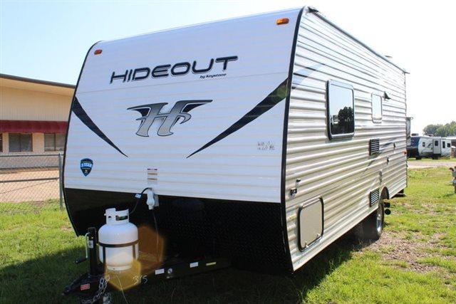2019 Keystone RV Hideout Single Axle 178LHS Rear Bath at Campers RV Center, Shreveport, LA 71129