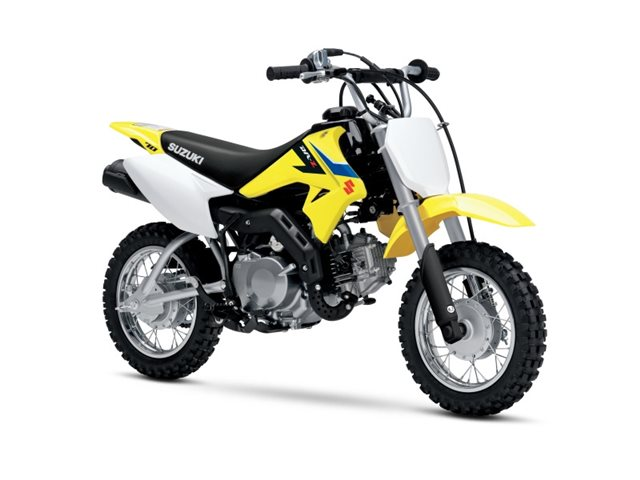 2018 Suzuki DR-Z70 at Brenny's Motorcycle Clinic, Bettendorf, IA 52722