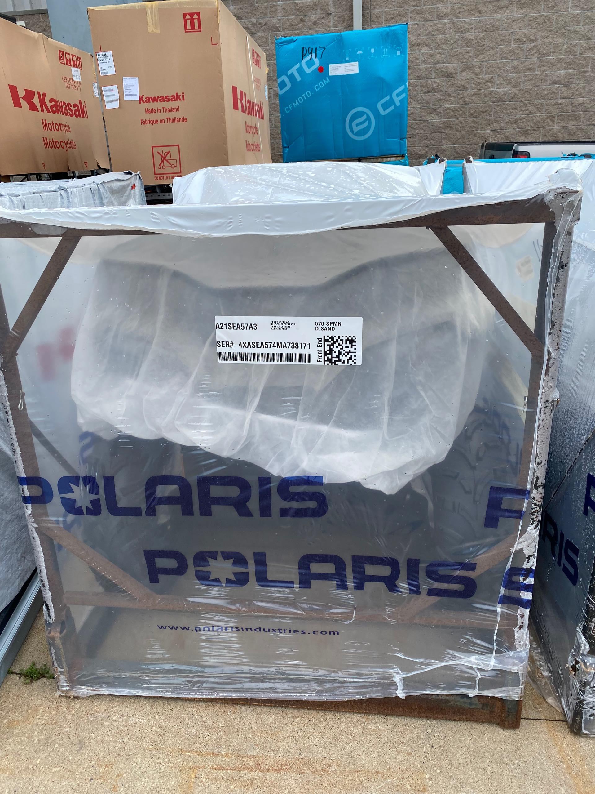 2021 Polaris Sportsman 570 Base at Rod's Ride On Powersports