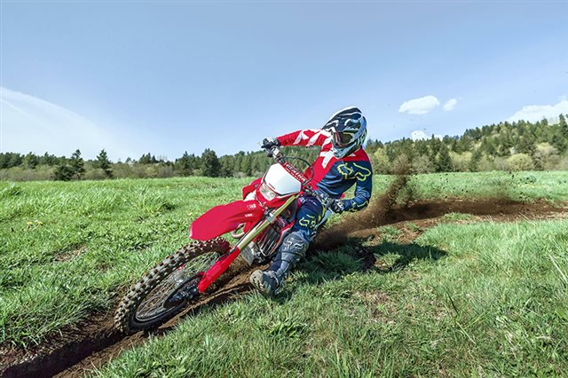 2021 Honda CRF 450RX at Bettencourt's Honda Suzuki