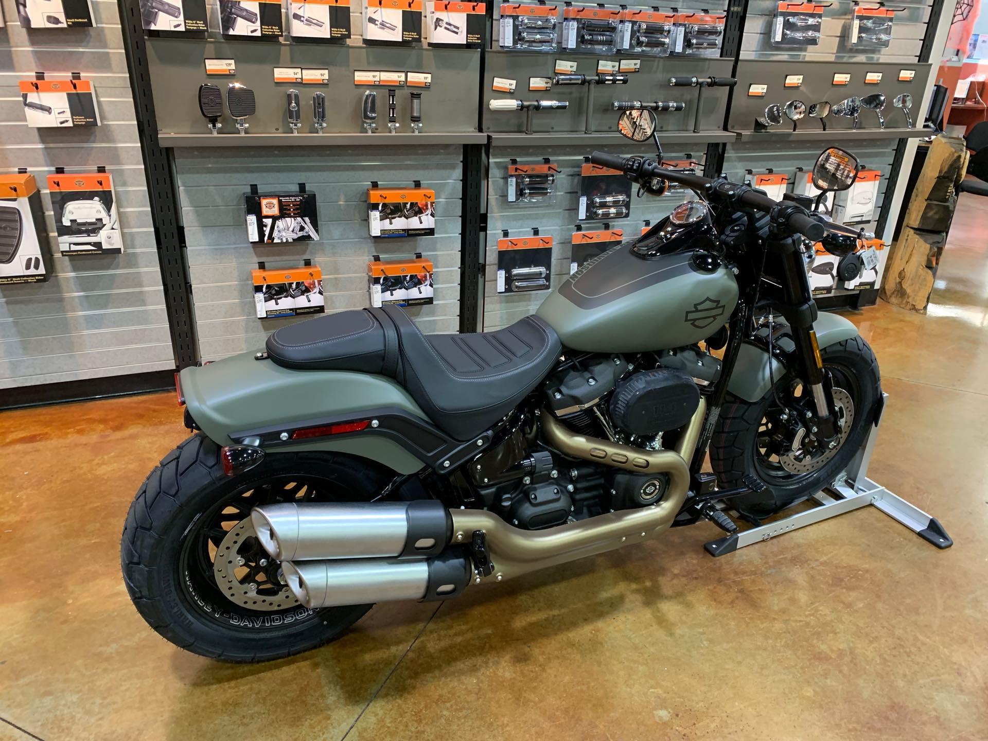 2021 Harley-Davidson Cruiser Fat Bob 114 at Colonial Harley-Davidson