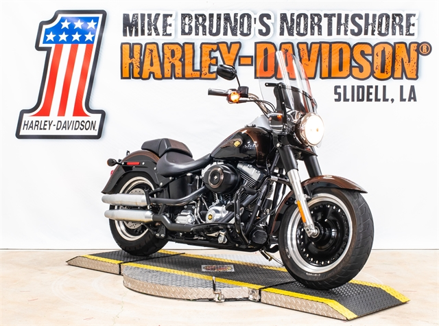 2013 Harley-Davidson FLSTFB103 at Mike Bruno's Northshore Harley-Davidson