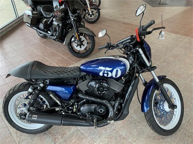 2016 Harley-Davidson Street 750 at South East Harley-Davidson