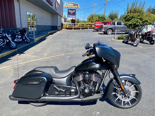 2020 Indian Chieftain Dark Horse at Lynnwood Motoplex, Lynnwood, WA 98037