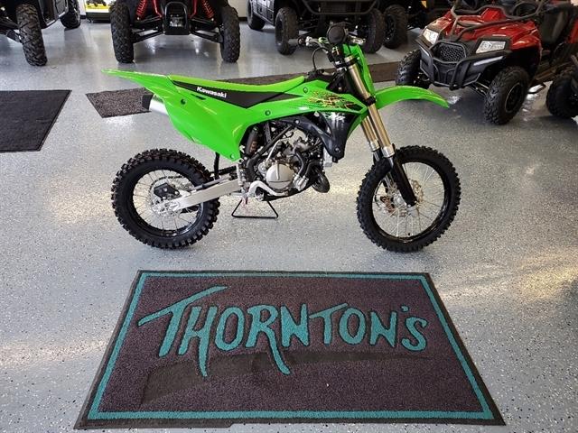 2020 Kawasaki KX 85 at Thornton's Motorcycle - Versailles, IN