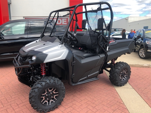 2020 HONDA PIONEER 700 2-SEAT DLX at Genthe Honda Powersports, Southgate, MI 48195