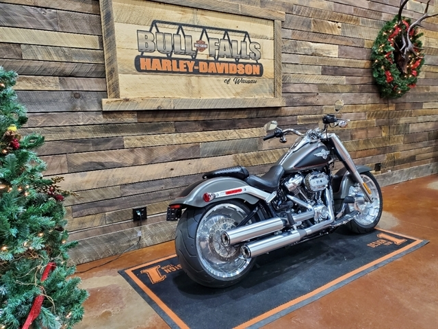 2019 Harley-Davidson Softail Fat Boy 114 at Bull Falls Harley-Davidson
