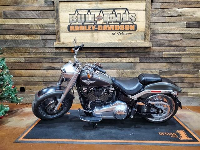 2019 Harley-Davidson Softail Fat Boy 114 at Bull Falls Harley-Davidson