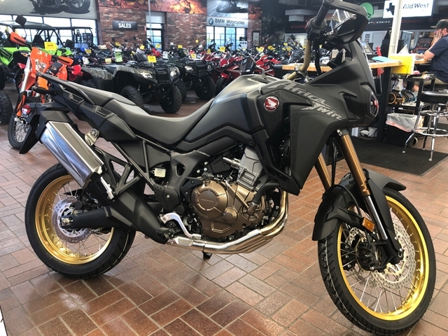 2019 Honda Africa Twin Base at Wild West Motoplex