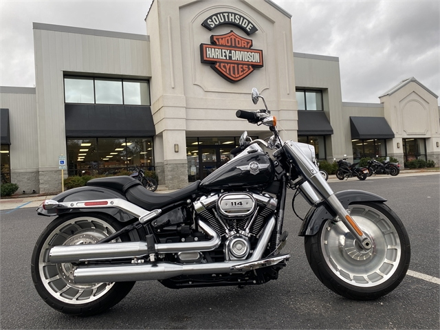 2018 Harley-Davidson Softail Fat Boy 114 at Southside Harley-Davidson