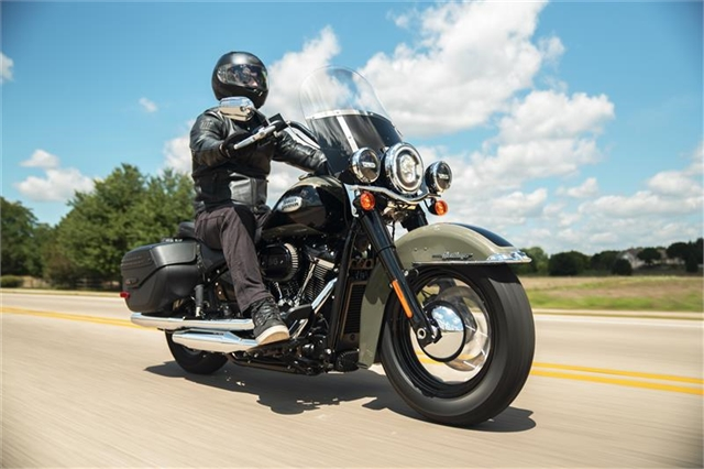 2021 Harley-Davidson Touring FLHCS Heritage Classic 114 at Williams Harley-Davidson