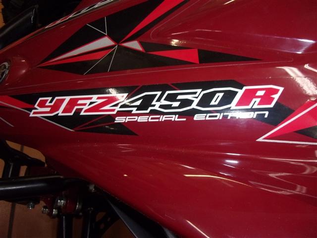 2019 Yamaha YFZ 450R SE RED at Bobby J's Yamaha, Albuquerque, NM 87110