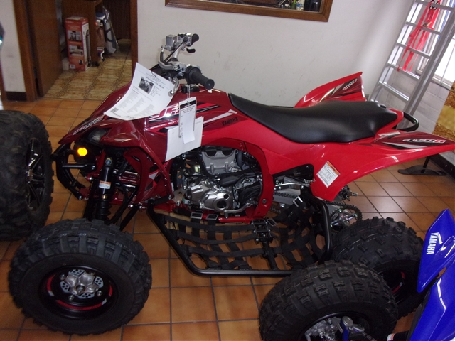 2019 Yamaha YFZ 450R SE RED at Bobby J's Yamaha, Albuquerque, NM 87110
