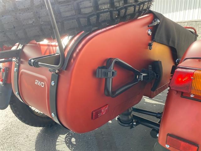 2021 Ural Gear-Up 750 at Lynnwood Motoplex, Lynnwood, WA 98037