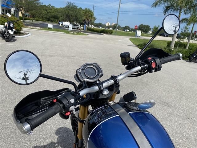 2022 Triumph Scrambler 1200 XE at Fort Myers