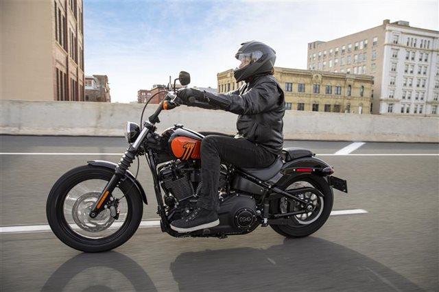 2021 Harley-Davidson Cruiser FXBBS Street Bob 114 at Mike Bruno's Northshore Harley-Davidson