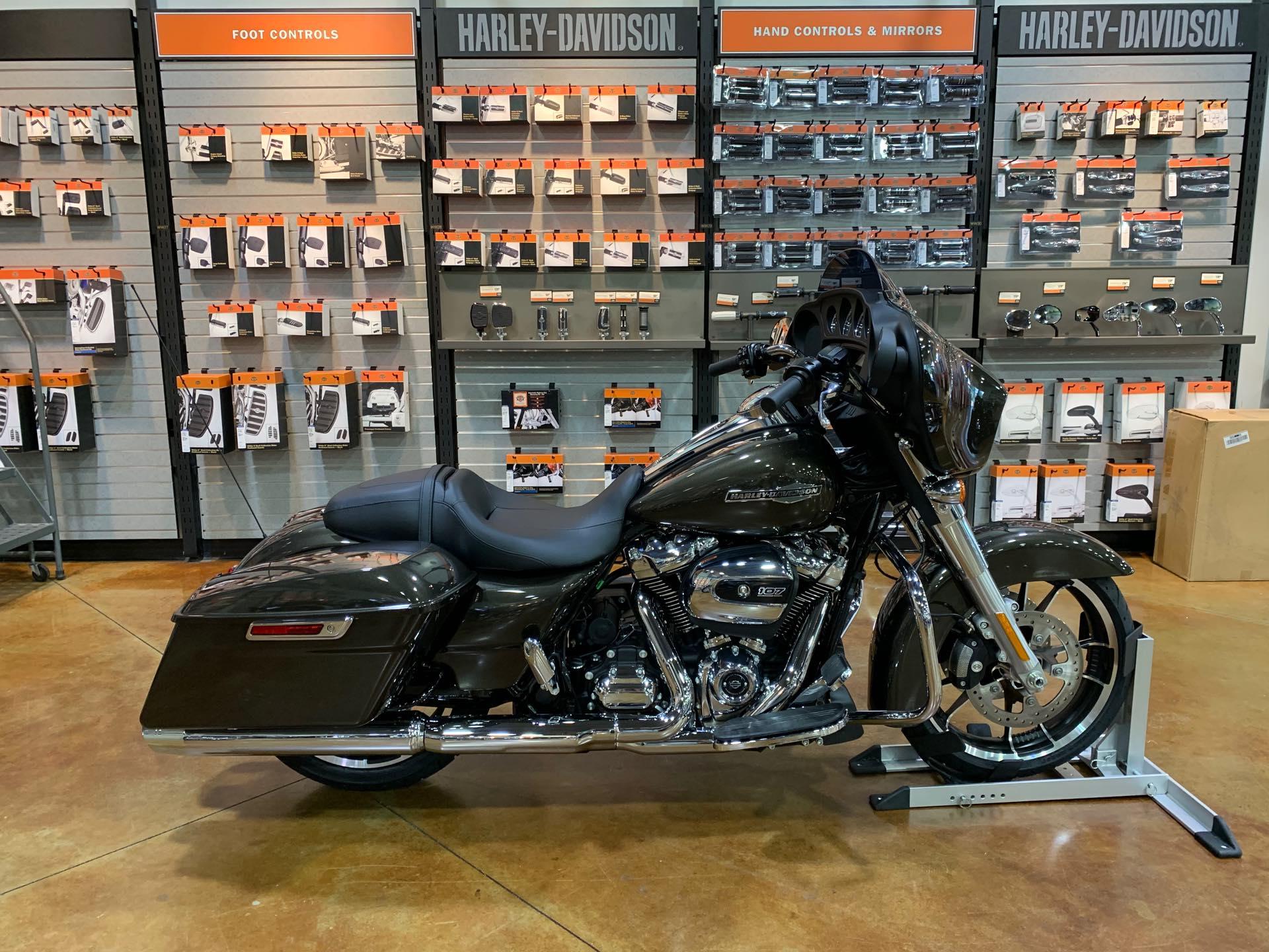 2021 Harley-Davidson Grand American Touring Street Glide at Colonial Harley-Davidson