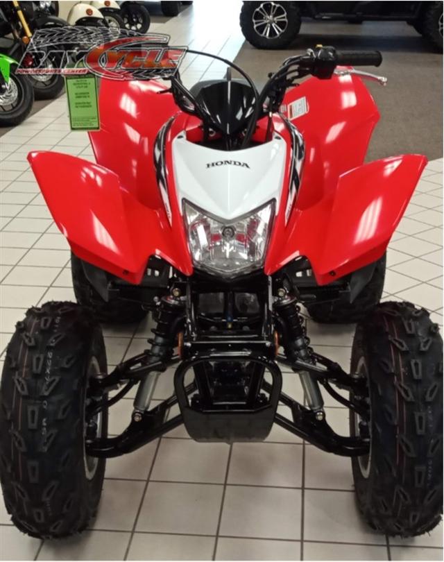 2020 Honda TRX250X 250X at Bay Cycle Sales