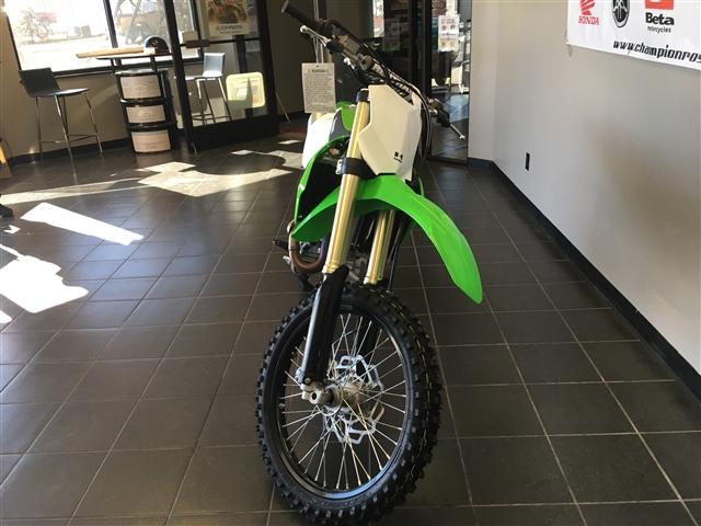 2019 Kawasaki KX 450 at Champion Motorsports, Roswell, NM 88201