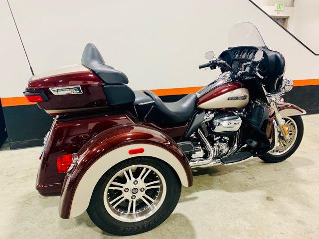 2018 Harley-Davidson Trike Tri Glide Ultra at Destination Harley-Davidson®, Silverdale, WA 98383