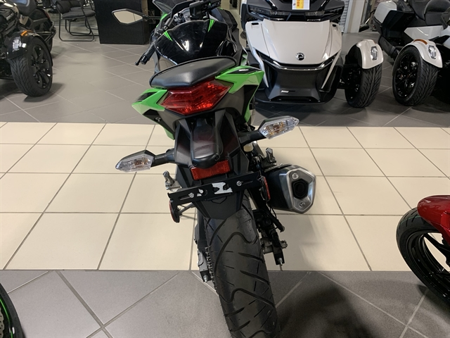 2016 Kawasaki Ninja  300 ABS 300 ABS at Star City Motor Sports