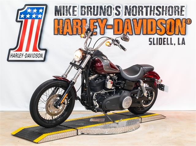 2014 Harley-Davidson Dyna Street Bob at Mike Bruno's Northshore Harley-Davidson