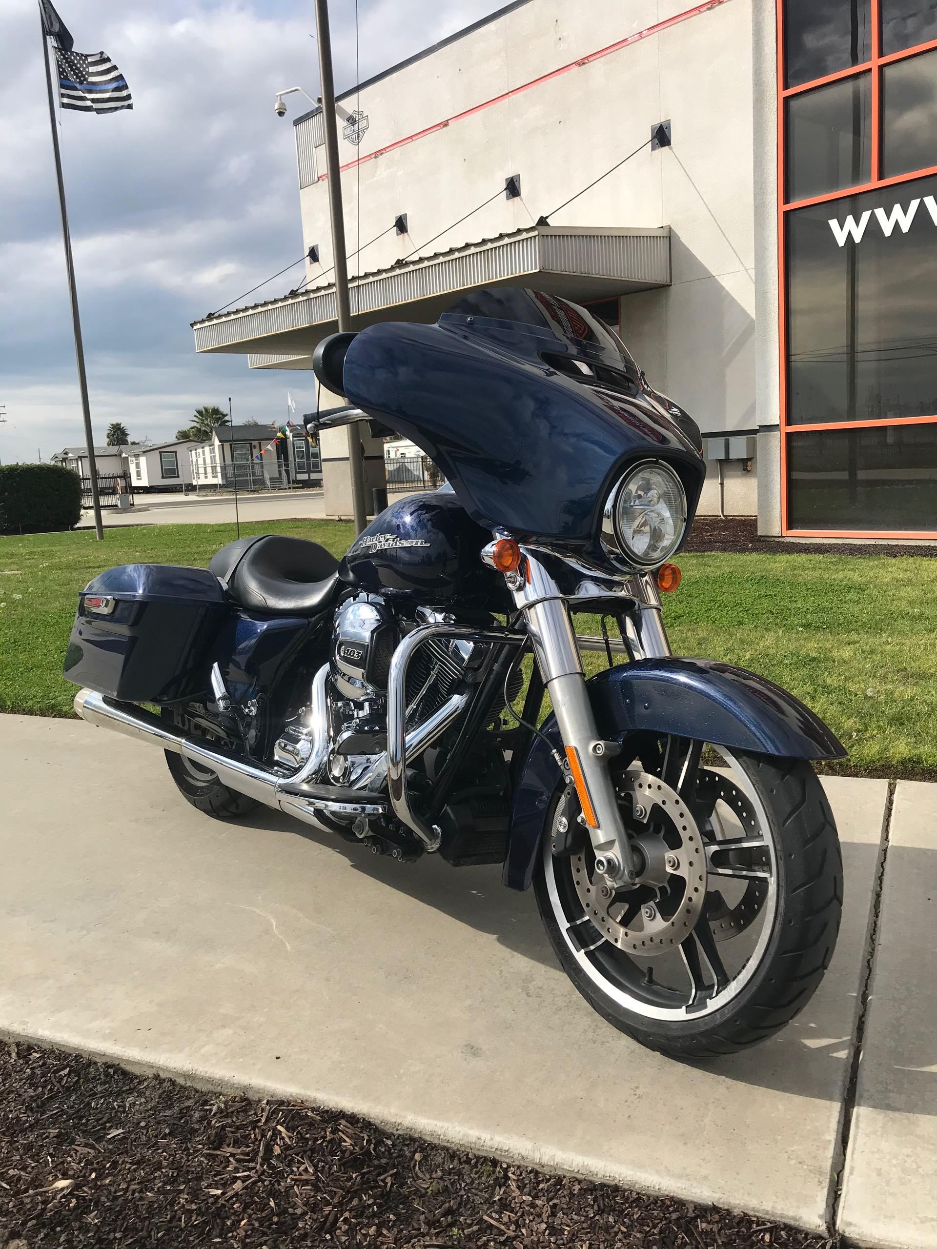 2014 Harley-Davidson Street Glide Base at Visalia Harley-Davidson