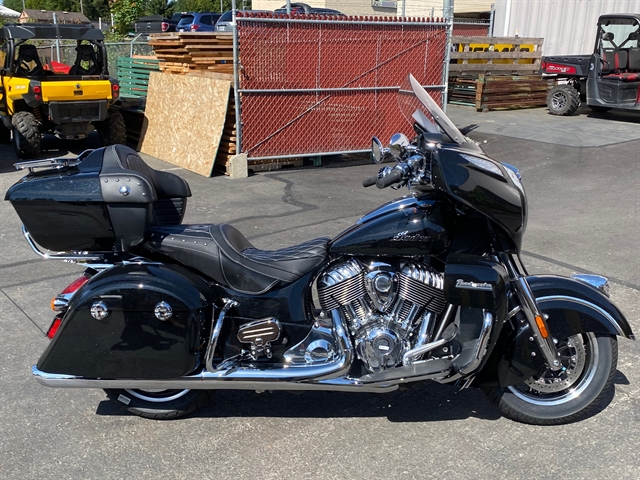 2020 Indian Roadmaster Base at Lynnwood Motoplex, Lynnwood, WA 98037