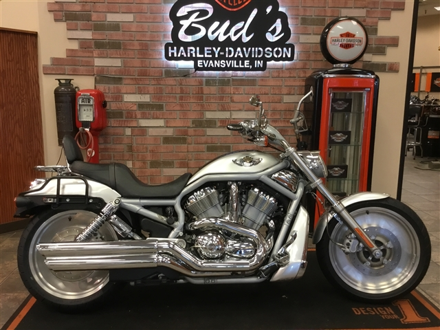 2003 Harley-Davidson VRSCA V-Rod at Bud's Harley-Davidson, Evansville, IN 47715