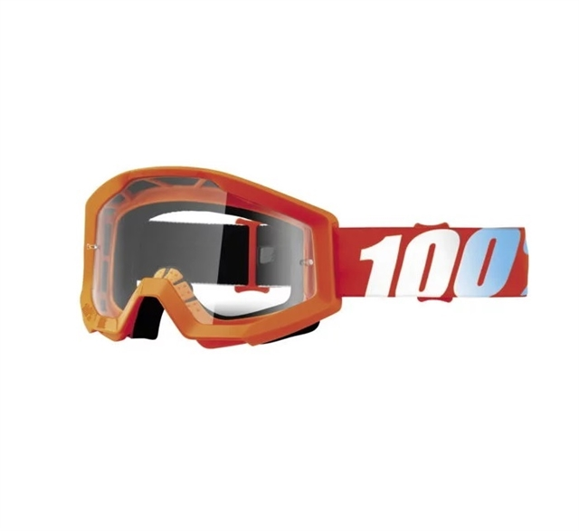 2019 UNIVERSAL 100% STRATA GOGGLES at Randy's Cycle, Marengo, IL 60152