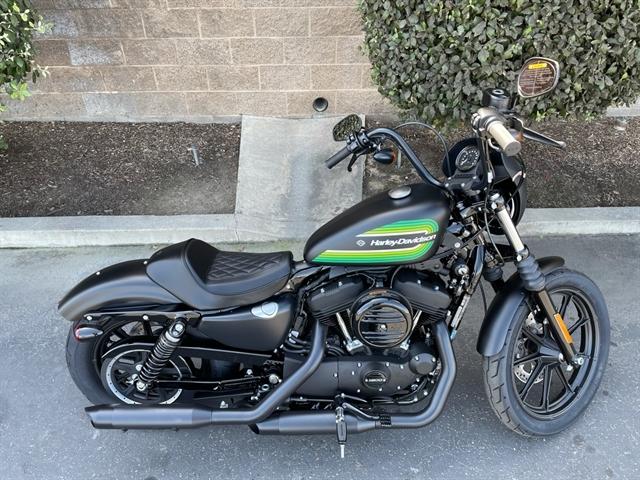 2021 Harley-Davidson Street XL 1200NS Iron 1200 at Fresno Harley-Davidson