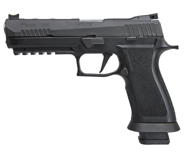2018 Sig Sauer P320 X-Five at Harsh Outdoors, Eaton, CO 80615