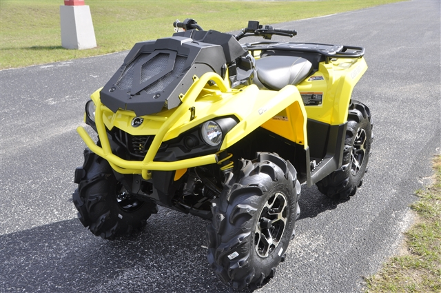 2019 Can-Am Outlander X mr 570 at Seminole PowerSports North, Eustis, FL 32726